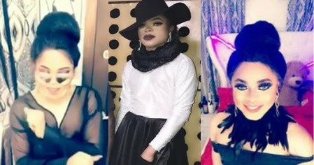 See New Photos Of Bobrisky Wearing A Skirt Matched With High-Heeled Boots Trending Online https://t.co/7dbGQKj9JX https://t.co/cvZCLufmtD