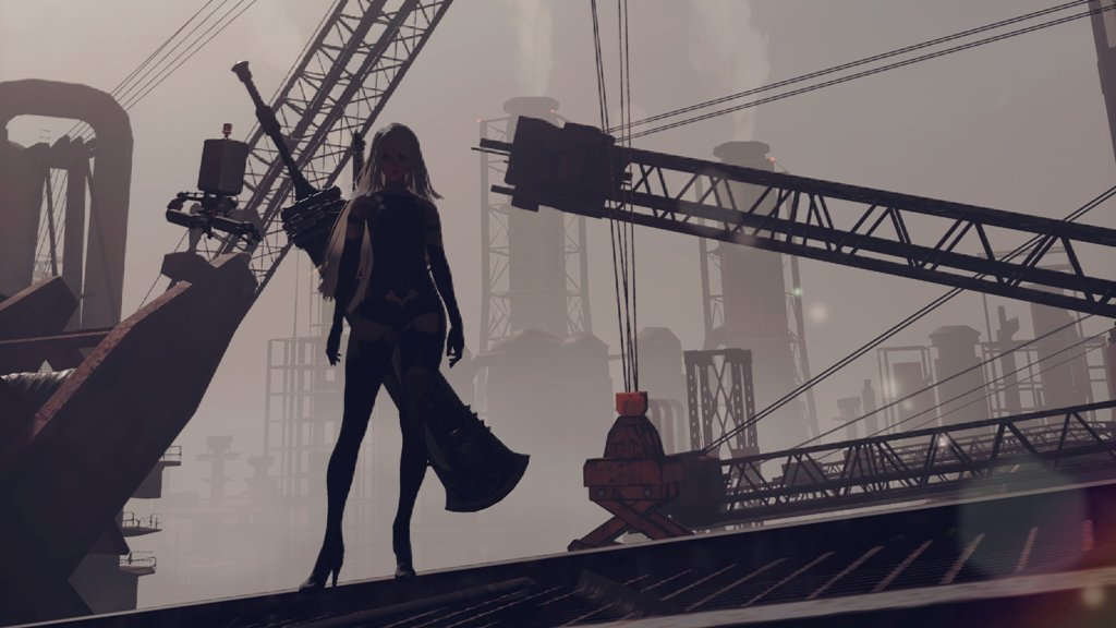 NieR: Automata is 40% off at PS Store during our Black Friday sale: https://t.co/EDUFZDTfqi  Glory to mankind. https://t.co/gkCzPwIoyu