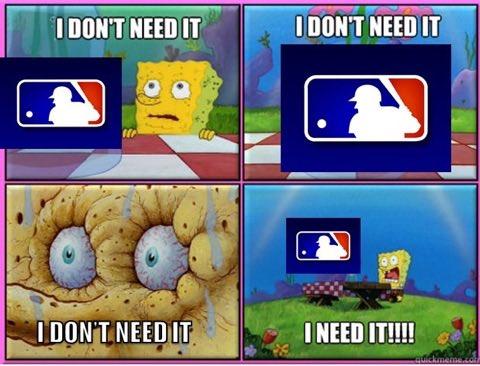 I miss baseball ���� https://t.co/gxGFrnr8ao
