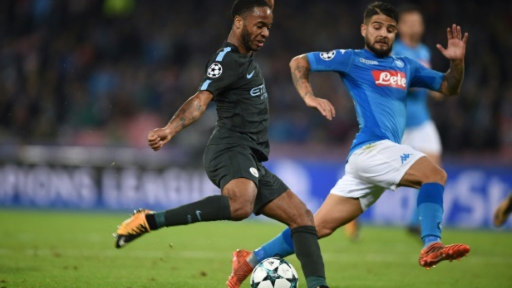 Guardiola surprised by Sterling's Man City form