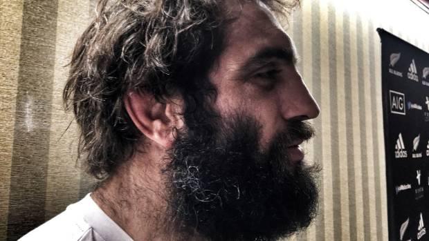 All Blacks lock shaving beard and head to help 7-year-old