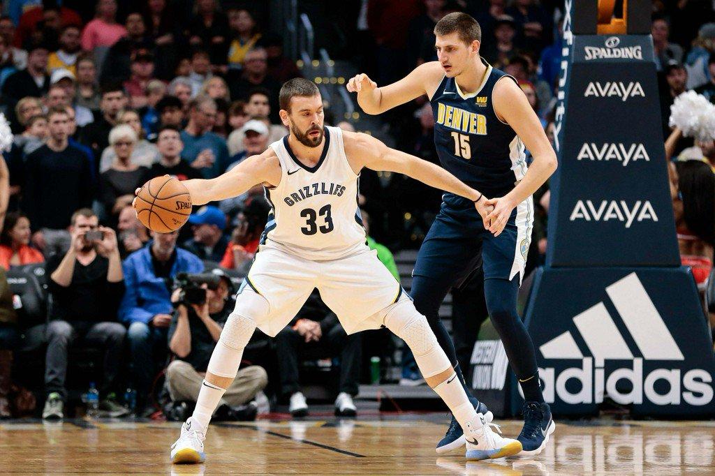 Nikola Jokic powers Nuggets in home win over Grizzlies