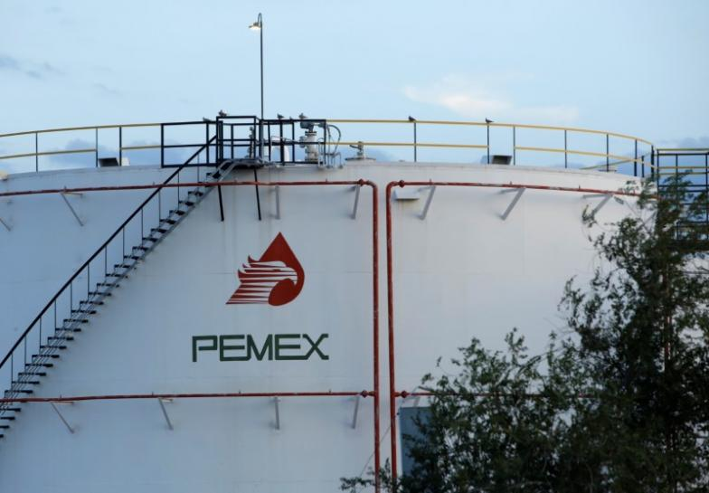 Crude oil output, exports at Mexico's Pemex rise in October