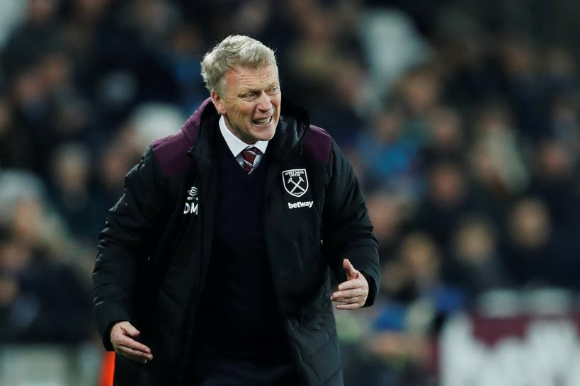 Moyes hails West Ham support after Leicester draw