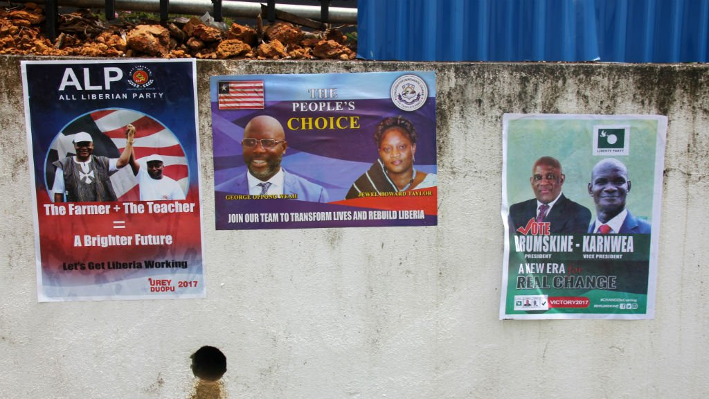 Court showdown looms after Liberia election board rejects vote fraud claims