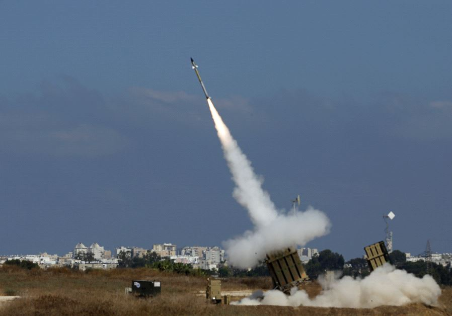 UK to purchase Israeli Iron Dome defense system to defend Falklands