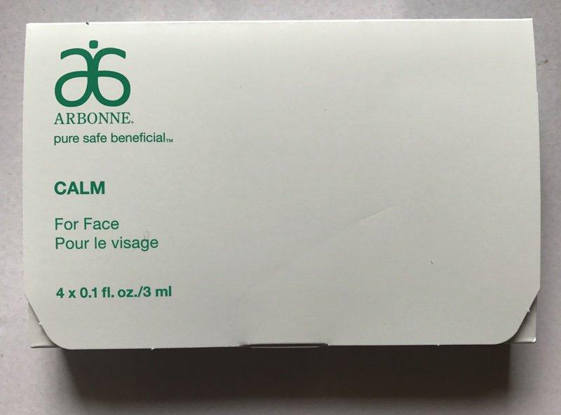 Arbonne CALM Skincare for Face Set - Trial/Travel/Handbag Size https://t.co/vm83eQLQwq https://t.co/pipNLFHDhz