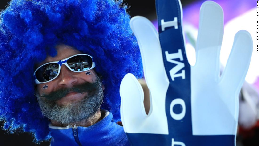 A weekend at skiing's World Cup with the craziest fans in sport