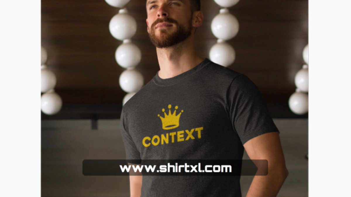 test Twitter Media - ConteNt is Prince and ConteXt is King - @flightdekker #hustle #marketing #context ➡️ https://t.co/bl5Z8Vl86S https://t.co/InNbjJrW9G