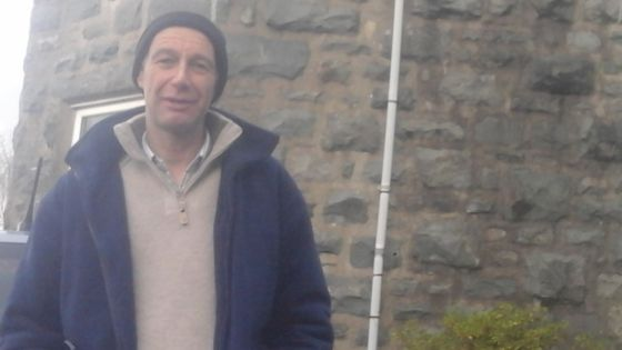Ceredigion former farmer has 'lost a special way of life'