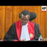 Kenya court upholds Kenyatta election victory