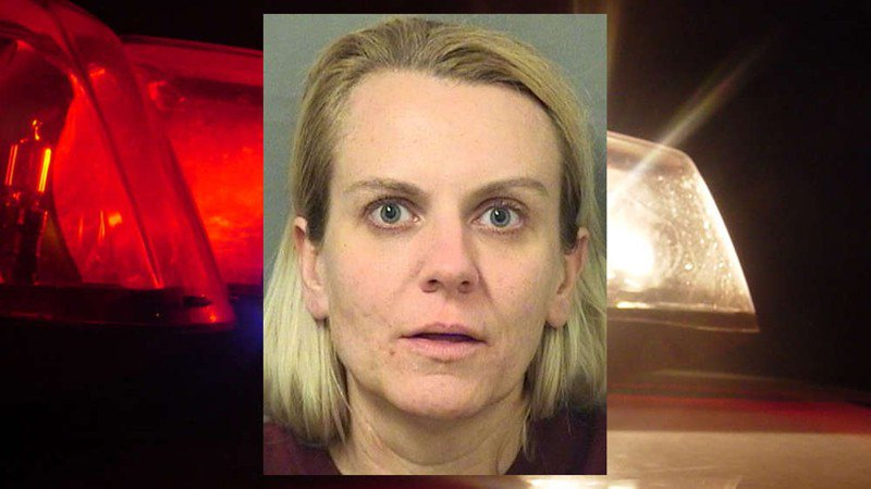 Florida woman threatens son, mother with knife over iPad