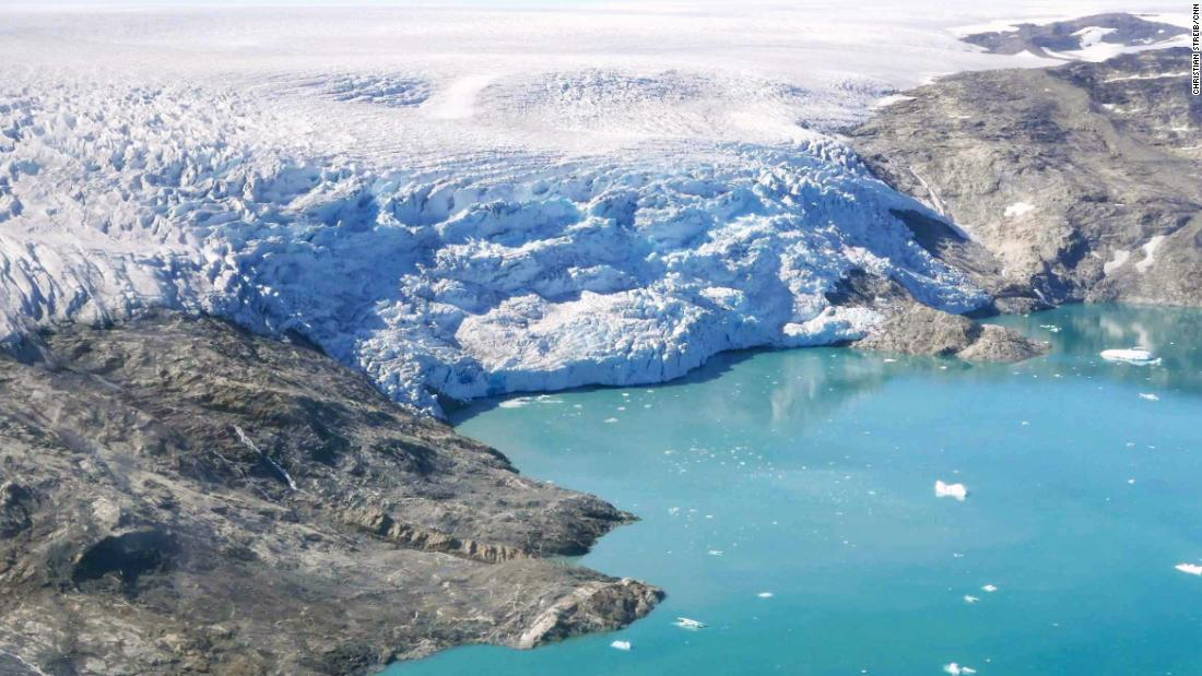 A new NASA tool can tell you which glacier may flood your city as the planet warms