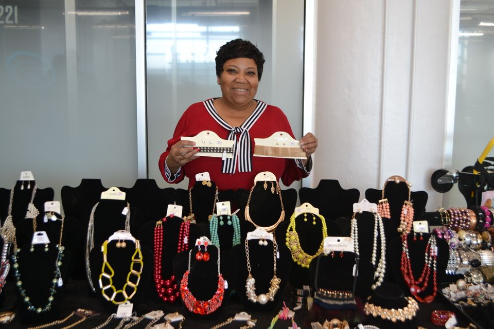 Small business shopping promoted at expo