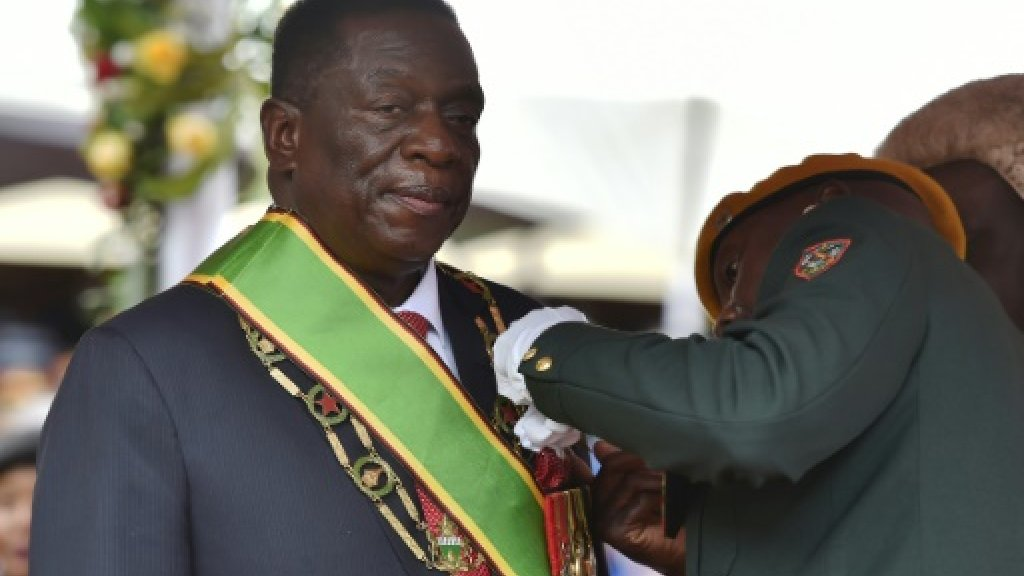 Zimbabwe court says military takeover was legal