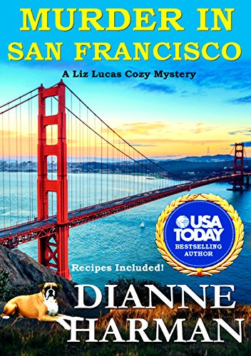$25 Amazon/PP-1-WW-Murder in San Francisco-Dianne Harman Ends 12/13