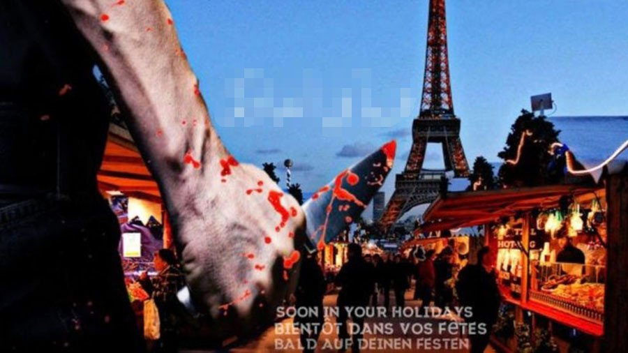 ISIS propaganda images suggest Europe faces winter terrorist threat – reports