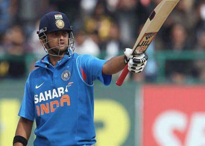 Happy Birthday Suresh raina and early come back for a great champion