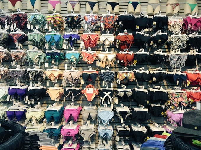 1 pic. Ugh, so hard seeing all these bathing suits! I can't wait to move to Florida so I can live in