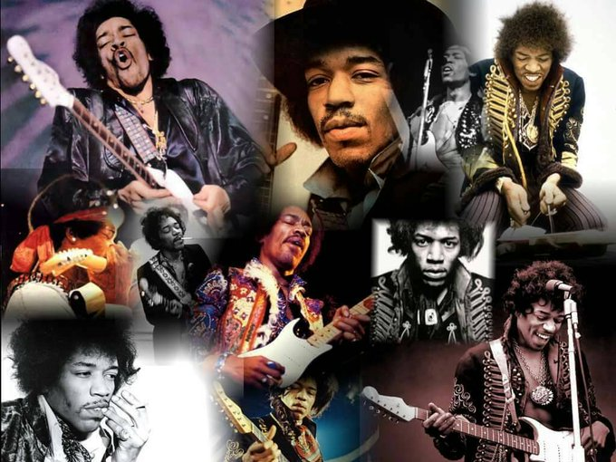 Happy birthday Jimi  ...  would have been 75 yo tomorrow, 11/27.