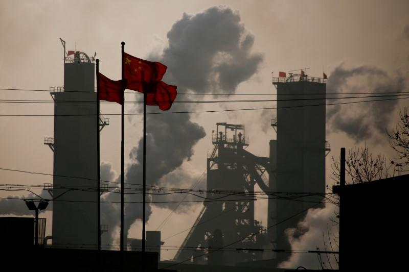 China's October industrial profits surge on boost from higher commodities