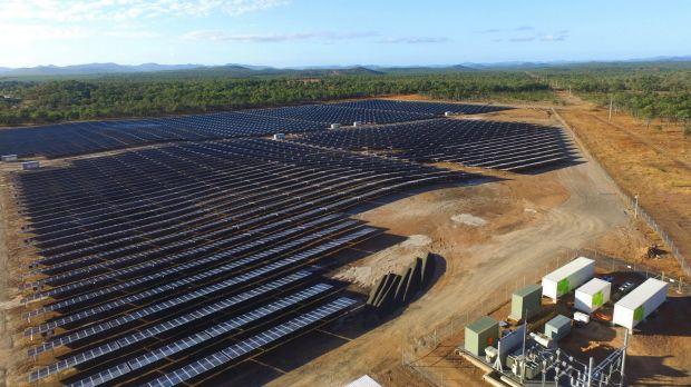 BHP, Goldman hunt for energy fix amid remote banana plantations
