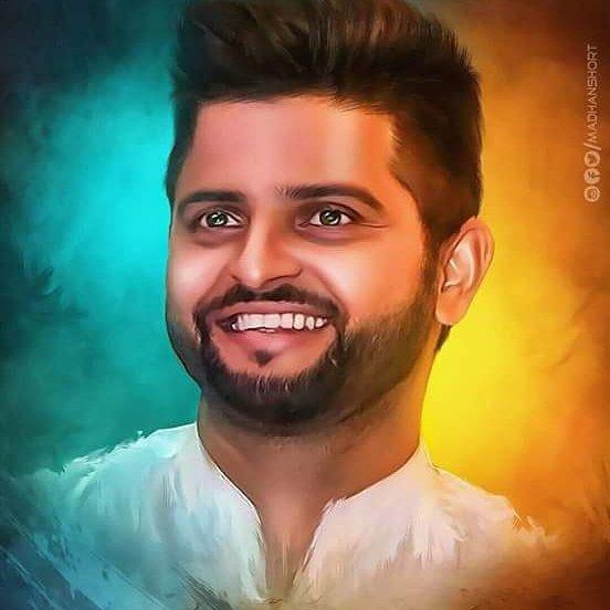 Happy Birthday to My All Tym Inspirations  Hero Suresh Raina