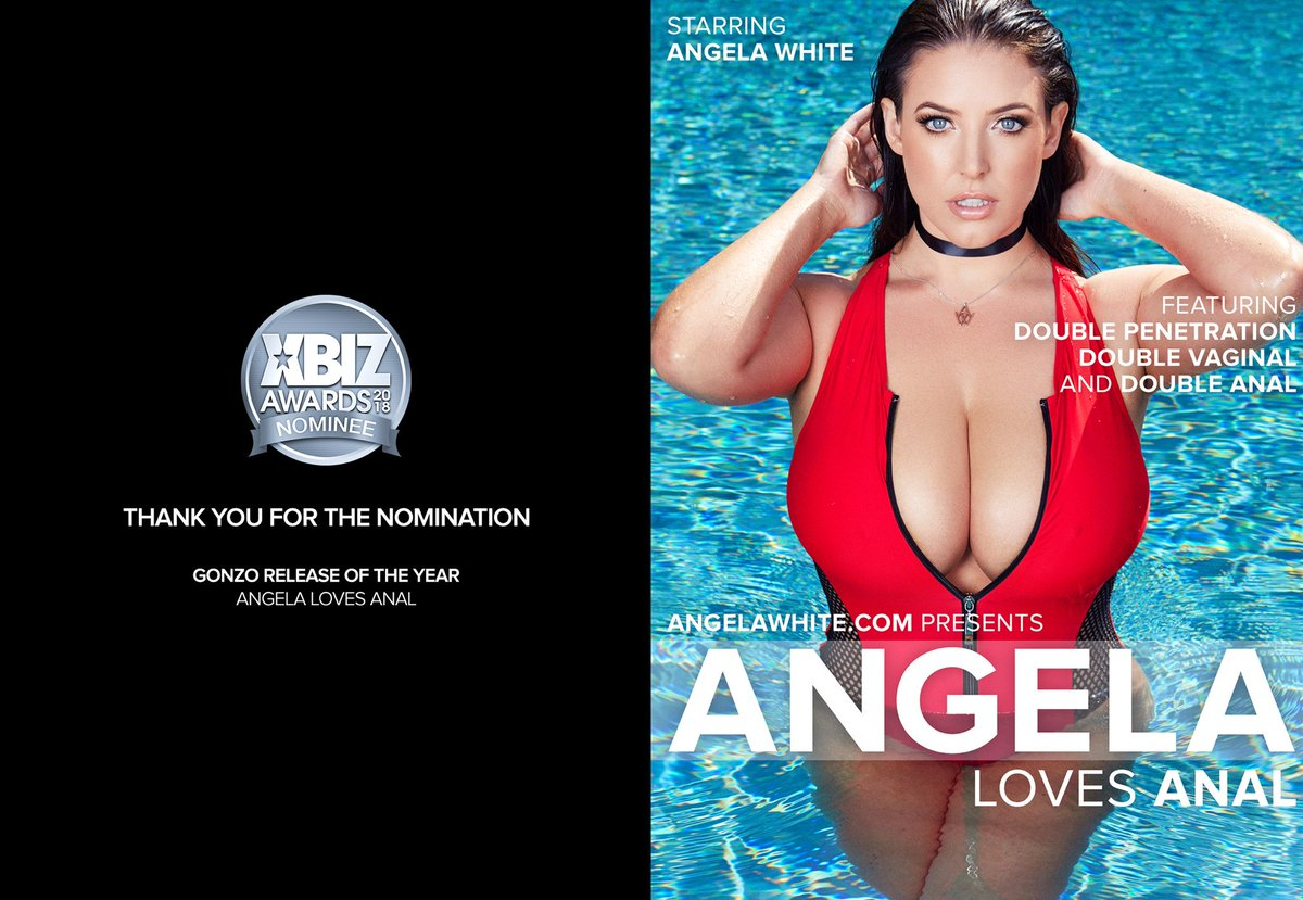 "Thank you for nominating ANGELA LOVES ANAL for ""Gonzo Release of the Year"" 💙 k6vjuOSJhD"