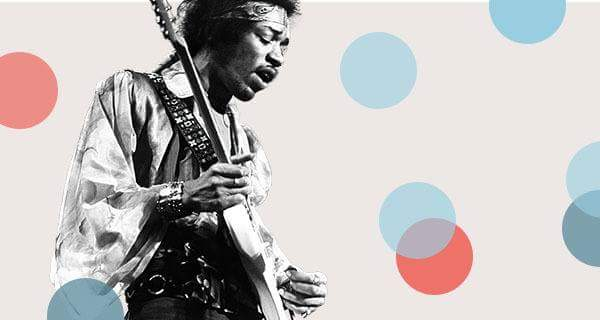 Happy 75th Birthday in Blues Heaven to the one and only Jimi Hendrix