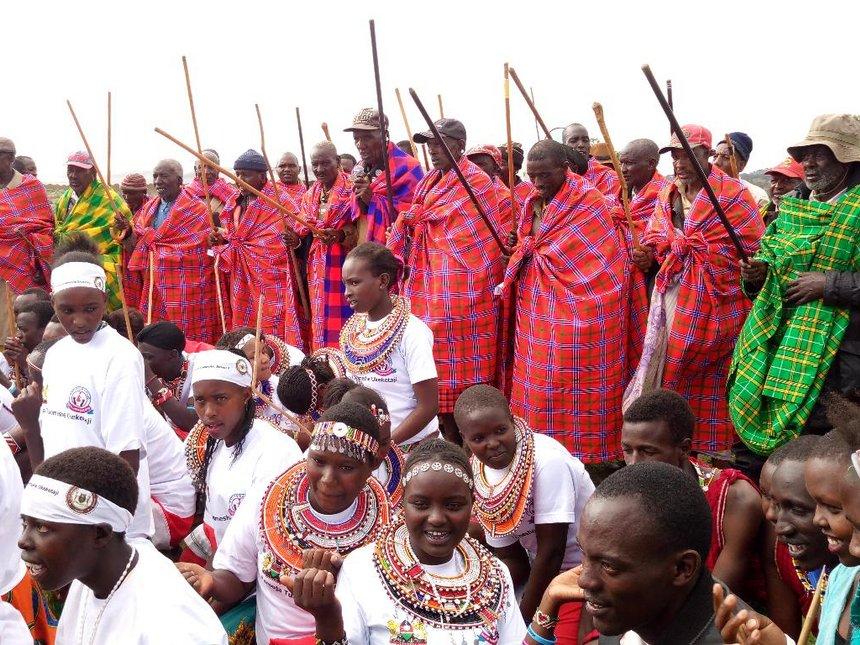 Gains in anti-FGM war as Maa elders lift curse against girls who defy cut