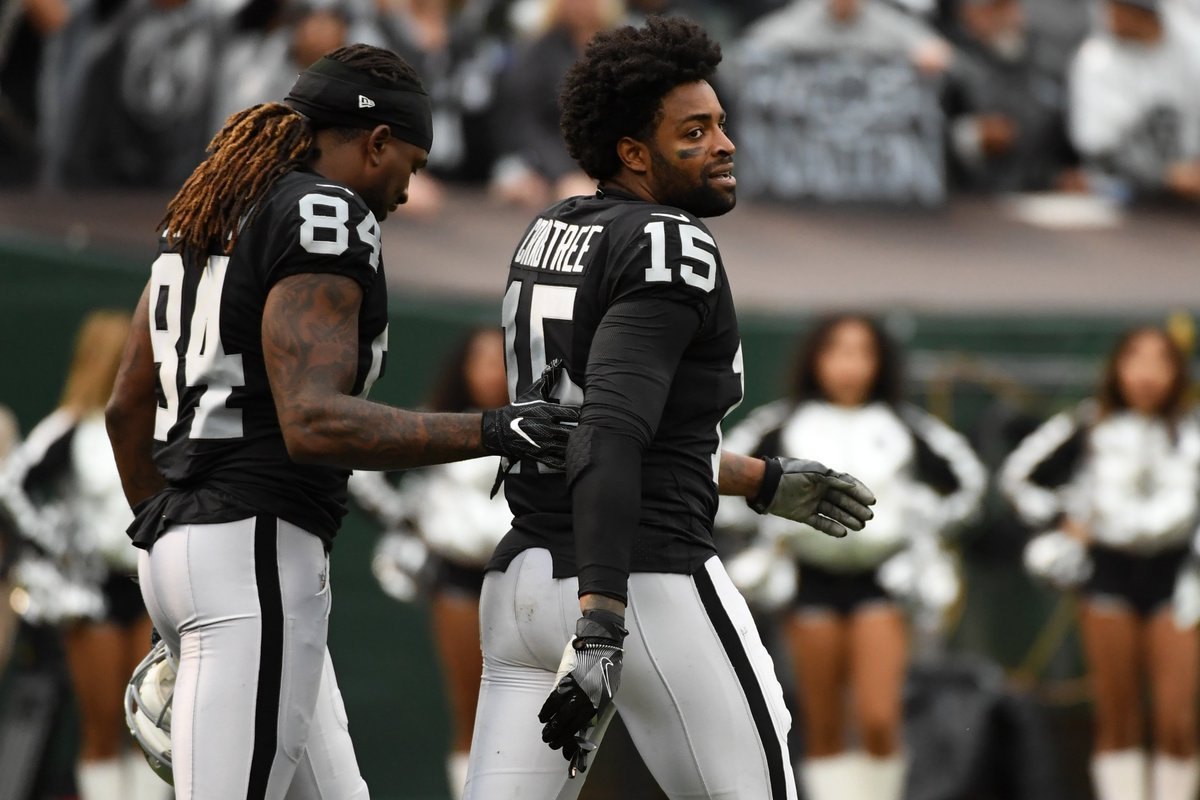 The Broncos and Raiders are better at fighting than football in 2017