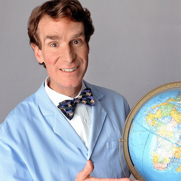 Happy 62nd Birthday to Bill Nye the Science Guy!