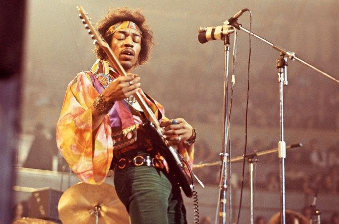 Happy birthday Jimi Hendrix! listen to his top songs (according to Amondo):