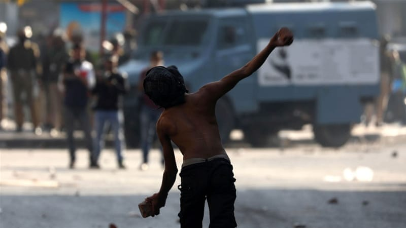 India offers amnesty to first-time stone throwers in Indian-administered Kashmir