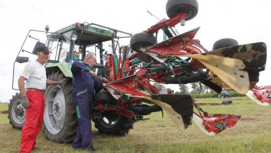 Kenya's second time to host event exposing farmers to world's best ploughmen