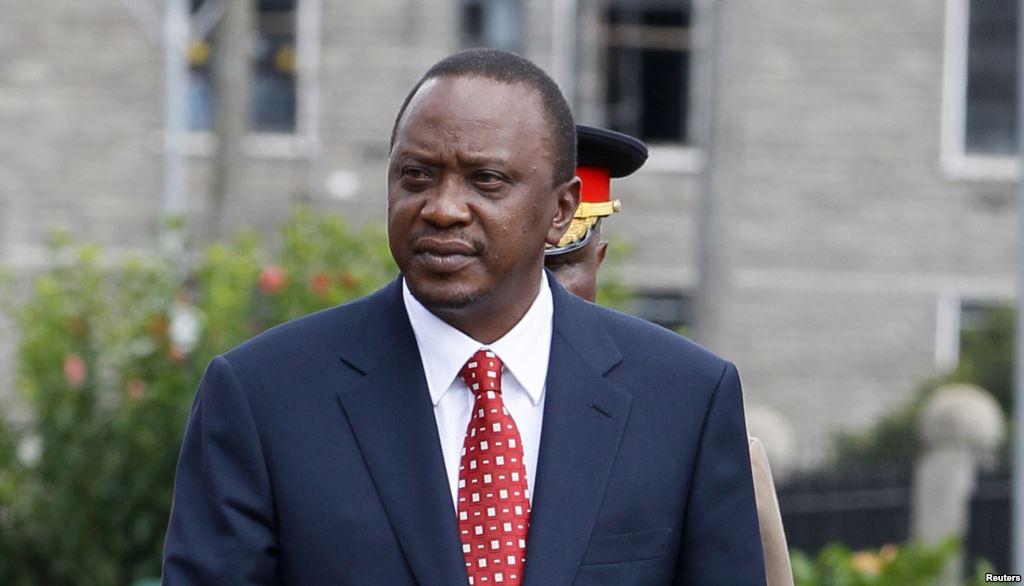 Protocol at President Uhuru Kenyatta's inauguration on Tuesday