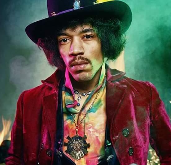 Happy birthday Jimi Hendrix