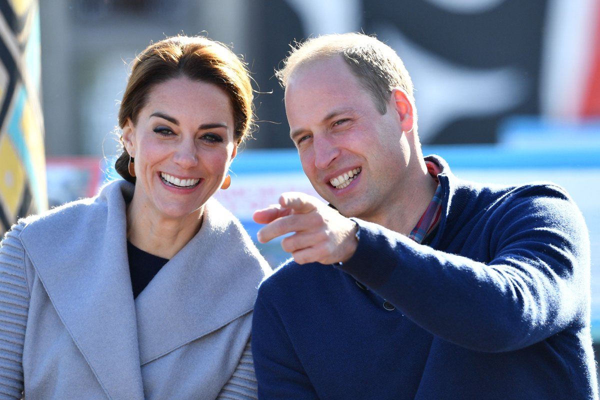 Prince William And Kate Middleton React To Prince Harry's Engagement