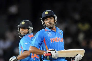 Happy Bday Suresh Raina! From The New ODI Skipper!