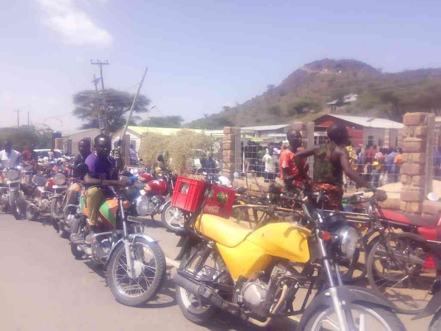 Motorists stranded as fuel shortage hits Turkana