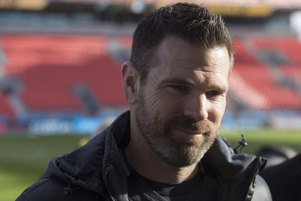 Toronto FC's Greg Vanney named MLS coach of the @Globe_Sports