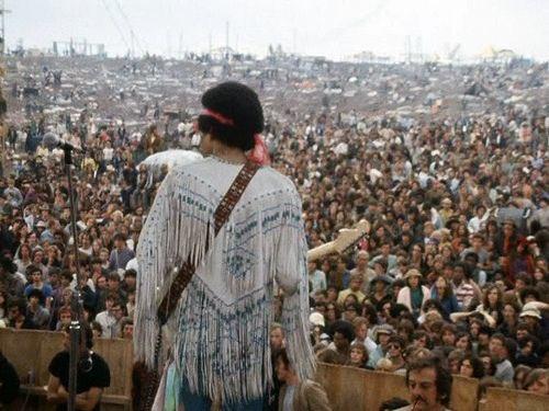 Wishing a happy birthday to Jimi Hendrix today