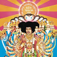 Happy Birthday Jimi Hendrix! Coming up, is going to spin his favorite from this classic, on vinyl!
