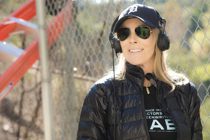 Happy birthday to the incomparable Kathryn Bigelow!