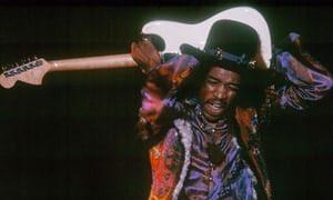 Happy birthday to Jimi Hendrix.
