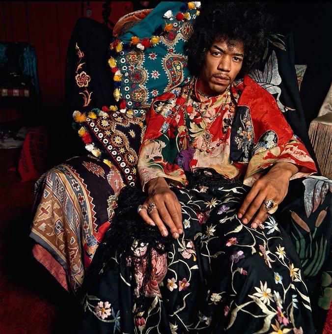 Happy bday Jimi Hendrix. Jimi watch over me