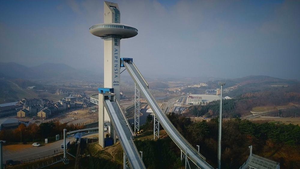 Pyeongchang Olympics aim for high-tech gold