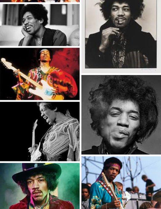 Happy Birthday Jimi Hendrix!!