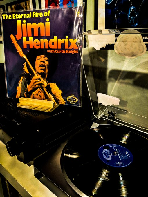 Happy Birthday Jimi Hendrix!