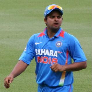 Happy birthday sureshRaina      My favorite player in India Team Suresh Raina good plus you